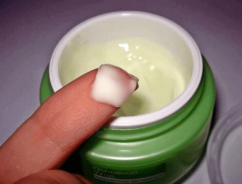 Разбор состава крема - активы