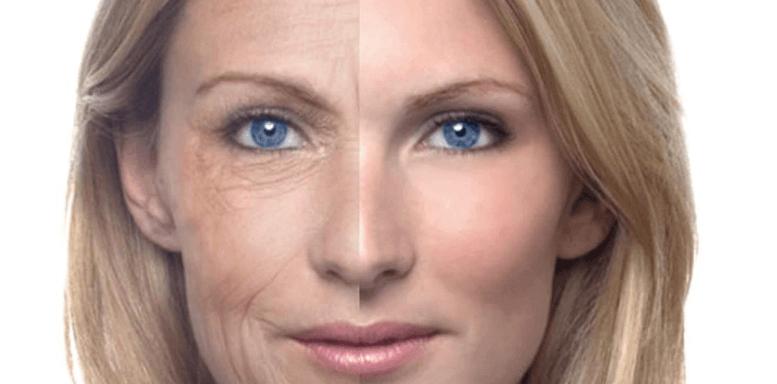Старение разных типов кожи в разном возрасте