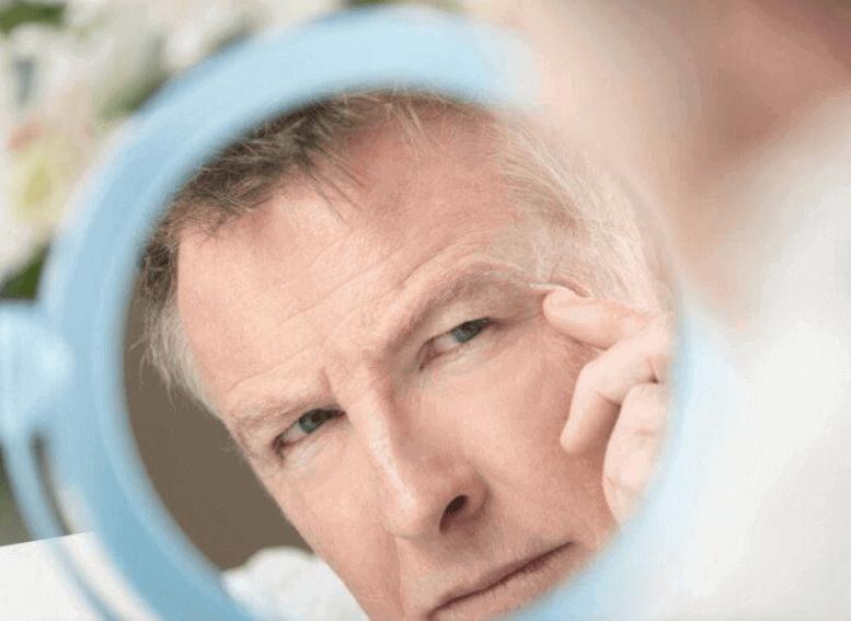 Недостаток гормонов и морщины