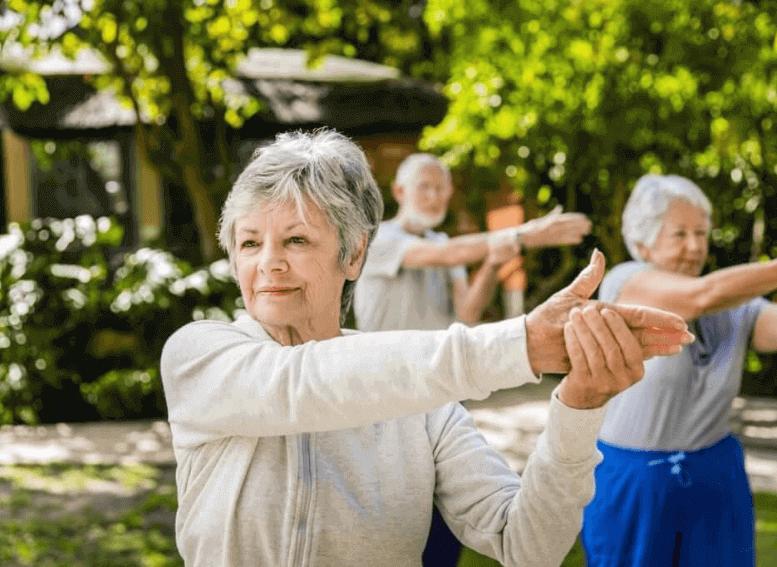Рецепты активного долголетия