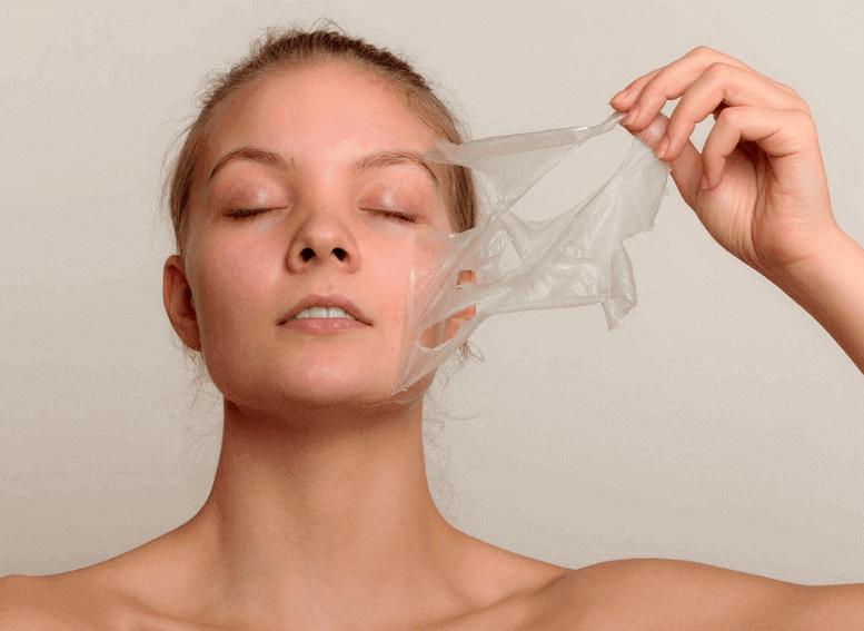 Уход за кожей после химического пилинга