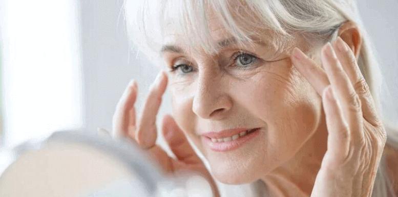 признаки старения кожи
