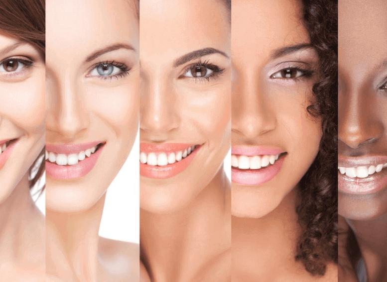 Фототипы кожи и склонность к пигментации