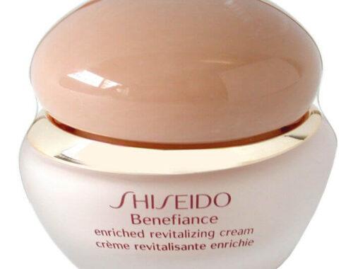 Shiseido Benefiance восстанавливающий крем от морщин