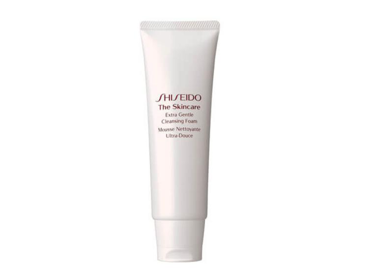 Shiseido очищающие средства для лица