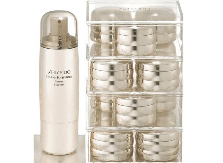 Shiseido восстановление кожи