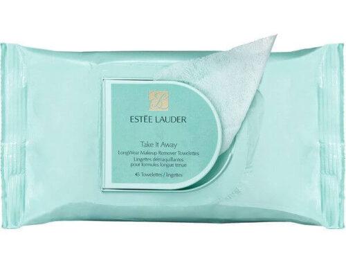 Eye Makeup Remover Estee Lauder снятие макияжа