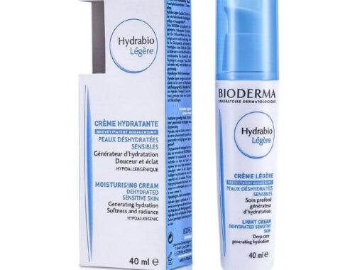 Bioderma Hydrabio крем для обезвоженной кожи