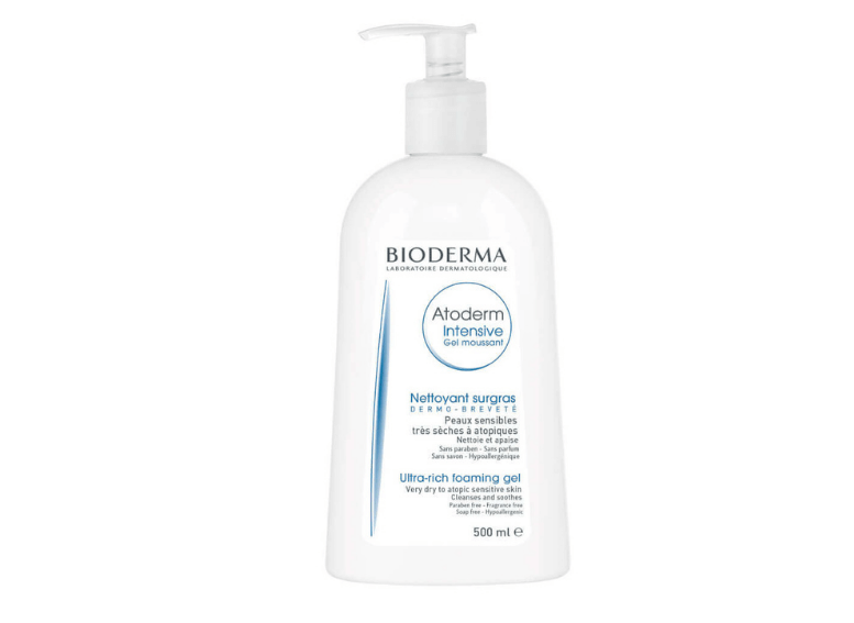 Bioderma Atoderm для сухой кожи лица и тела