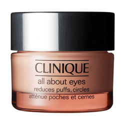Косметика Clinique - уход за кожей вокруг глаз.