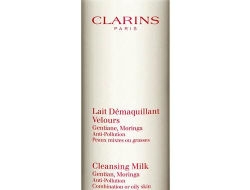 Clarins очищающие средства для жирной кожи
