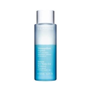 Clarins косметика Средство для быстрого удаления насыщенного или водостойкого макияжа с глаз