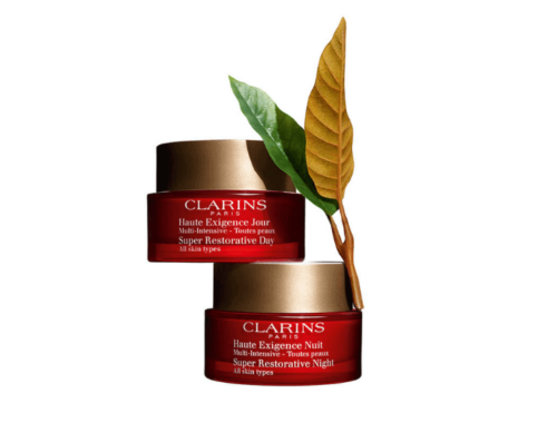 Clarins Multi-Intensive для восстановления кожи после 50 лет