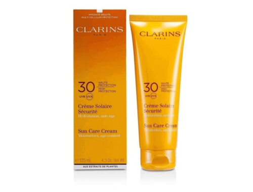Clarins Solaire солнцезащитные средства