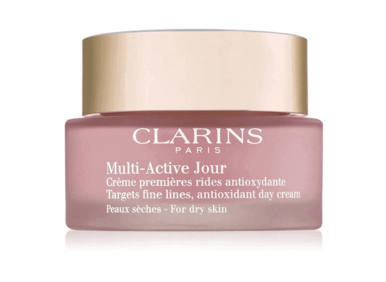 Multi-Active против первых морщин Clarins