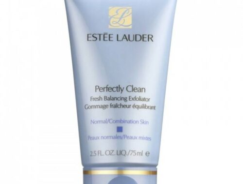 Estee Lauder Perfectly Clean пилинг для лица
