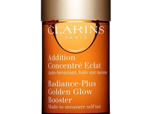 Clarins искусственный загар