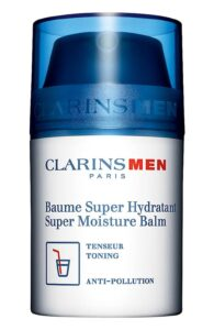 Clarins для мужчин Интенсивно увлажняющий бальзам для лица для мужчин
