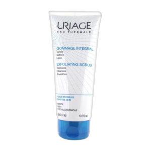Пилинг для лица Uriage Мягкий гель - Эксфолиант для лица и тела