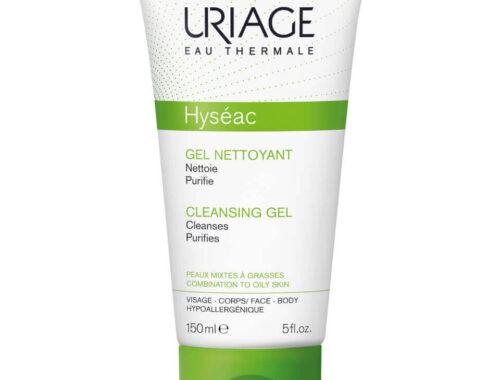 Uriage Hyseac для очищения жирной кожи