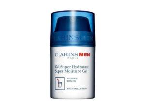 Clarins для мужчин Интенсивно увлажняющий гель для лица для мужчин
