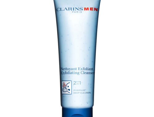 Clarins For Men очищающие средства