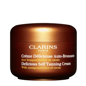 косметика Clarins - автобронзанты