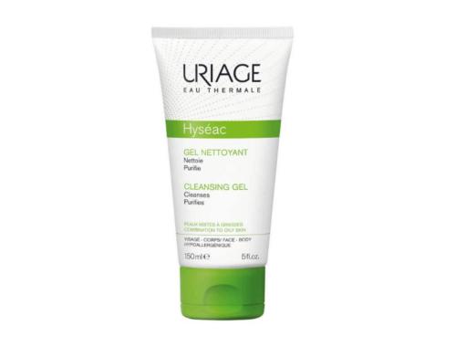 Uriage Hyseac средства для очищения жирной кожи