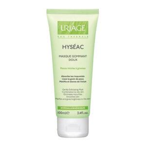 Uriage Hyseac oily skin Мягкая отшелушивающая маска