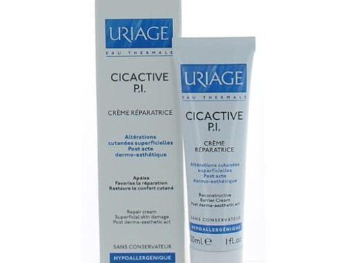 Uriage CICACTIVE для восстановления поврежденной кожи