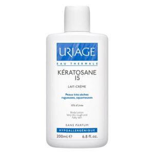 Уход за кожей ног Молочко для очень сухой, шелушащейся и шершавой кожи Uriage Keratosane 15