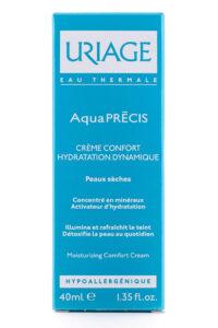 Uriage AquaPRECISКрем-комфорт для сухой кожи