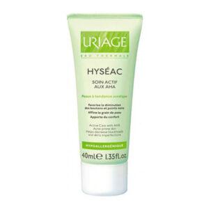 Uriage Hyseac уход Активный уход с АНА для кожи с тенденцией к акне