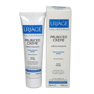 Uriage Pruriced Крем для сухих зон кожи
