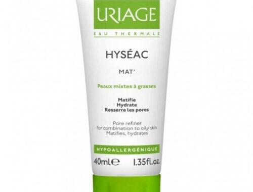 Uriage Hyseac уход за жирной кожей