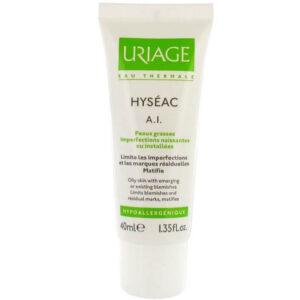 Uriage Hyseac уход против воспалений для жирной и проблемной кожи