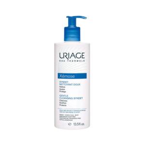Uriage Xemose Gentle Cleansing Syndet Пенящийся гель-крем без мыла