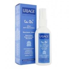 косметика Uriage - против раздражения кожи.