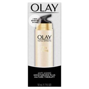 Olay Total Effects Anti-Age Антивозрастной крем-эмульсия