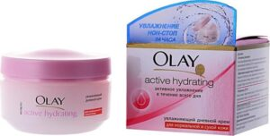 Olay Active Hydrating Увлажняющий дневной крем