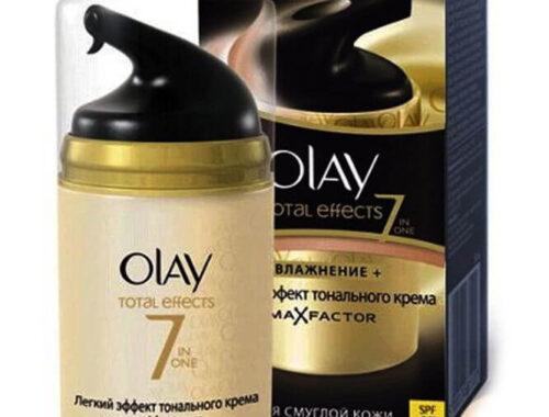 Olay Total Effects тональный крем и корректор