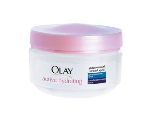 Olay Active Hydrating для увлажнения кожи лица