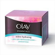 Косметика Olay - линия Active Hydrating.