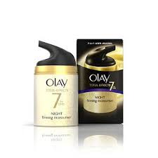Косметика Olay - линия Total Effects.