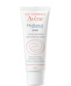 Косметика Avene - увлажнение кожи