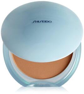 пудра для защиты от солнца от Shiseido
