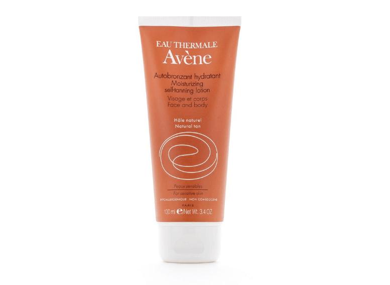 Avene восстановление кожи после солнца, автобронзант