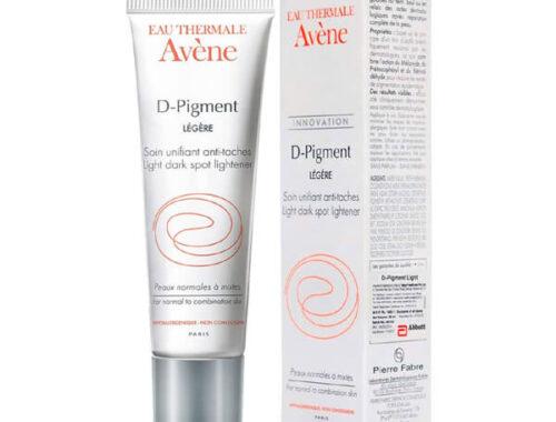 Avene D-Pigment отбеливание пигментных пятен