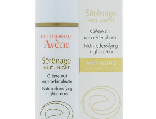 Avene Serenage против старения кожи