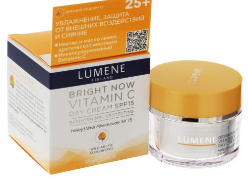 Lumene BRIGHT NOW VITAMIN C для сияния кожи